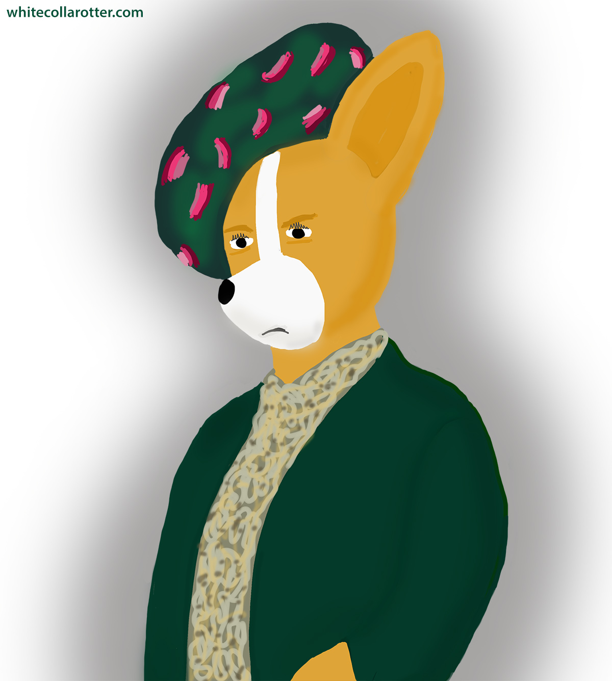 Downton Corgi