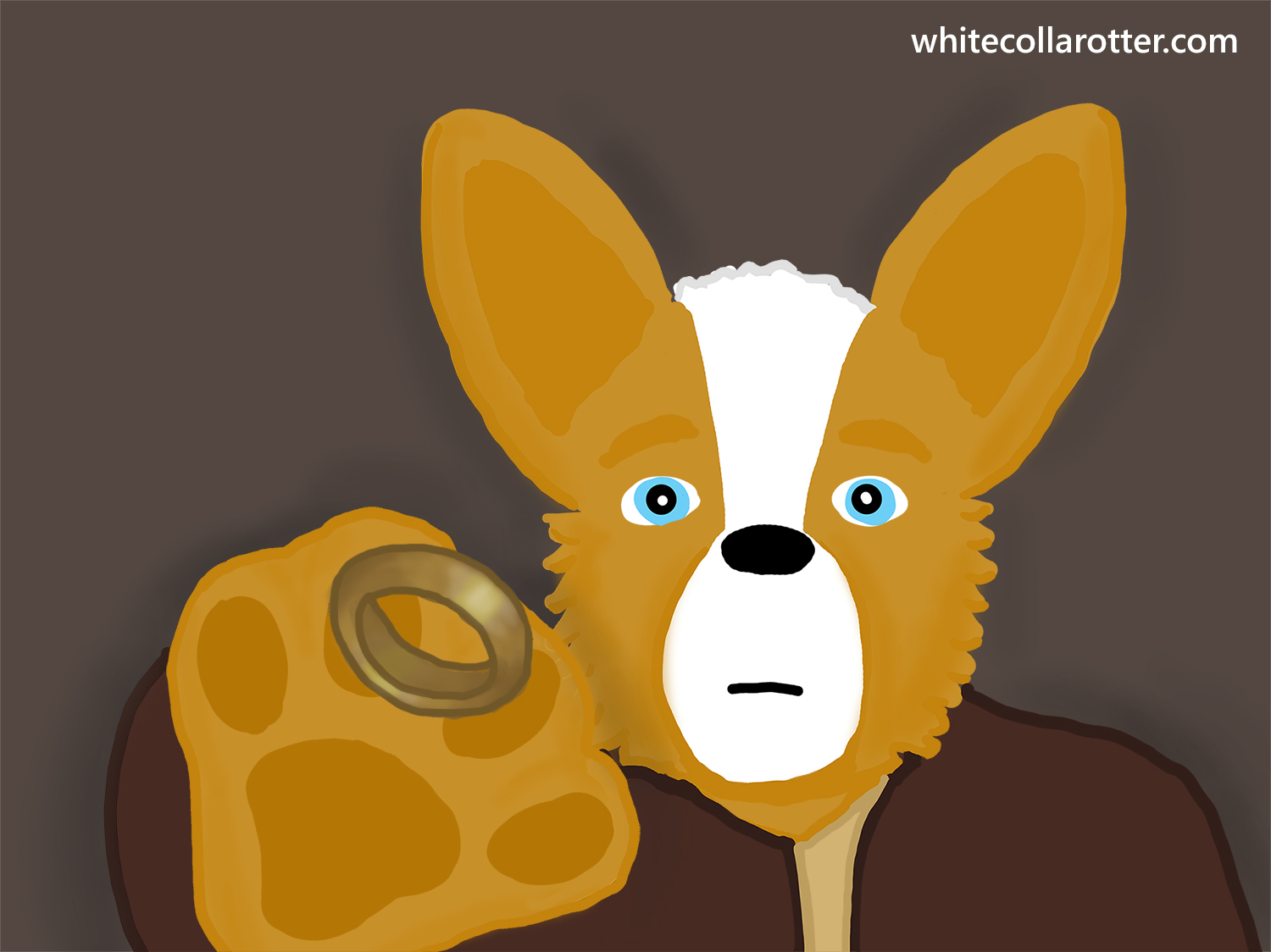 Corgi of the Ring